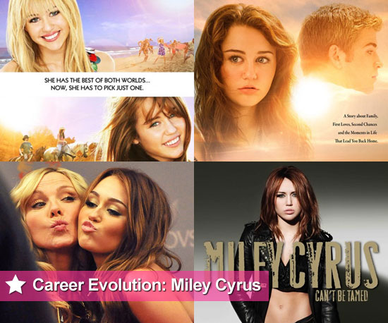 Miley Cyrus' Career Evolution Including Hannah Montana, Big Fish, Sex and the City 2 and Can't Be Tamed