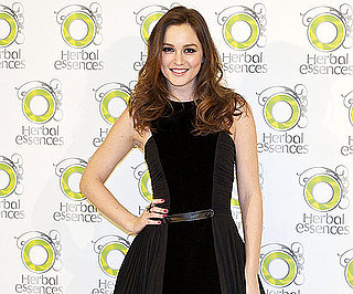 Slide Picture of Leighton Meester in Madrid