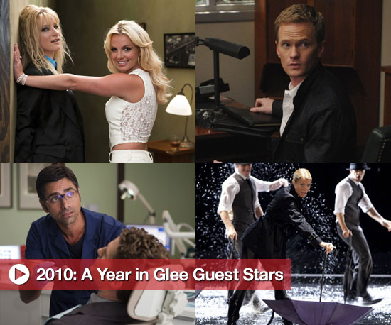 Glee Guest Stars in 2010