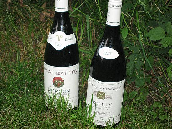 Skip Beaujolais Nouveau in Favor of Cru Beaujolais