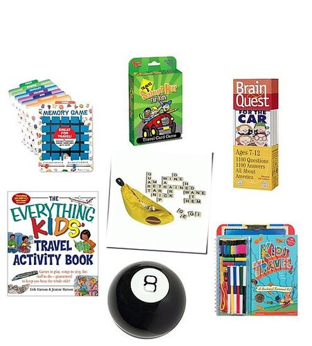 Travel Games For Kids