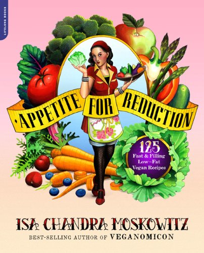 Appetite For Reduction Cookbook