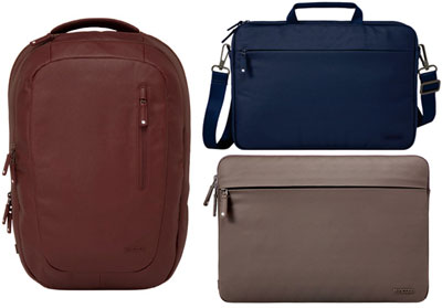 Incase Winter Weather Bags and Laptop Cases