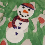 DIY Wrapping Paper For Kids