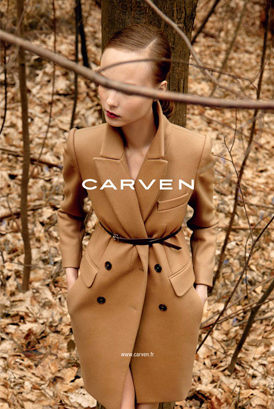 Carven to Take to the Catwalk and Open Paris Boutique