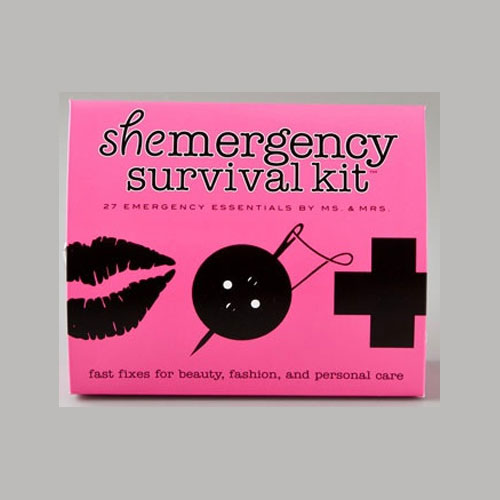 Shemergency Survival Kit