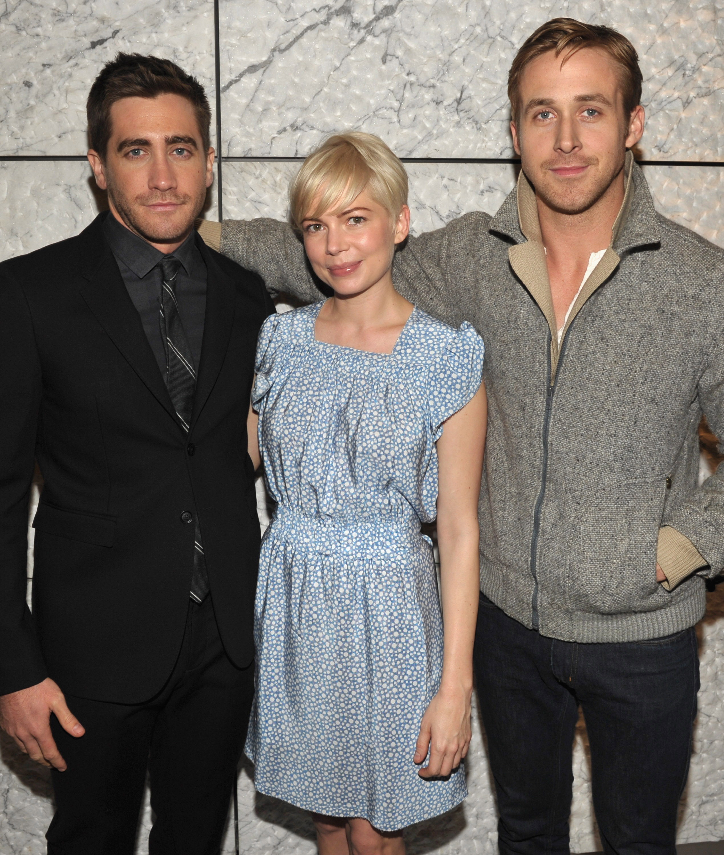 ImageJake Gyllenhaal And Michelle Williams