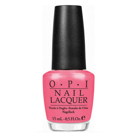 OPI Nail Lacquer in Flower-to-Flower ($19.95)