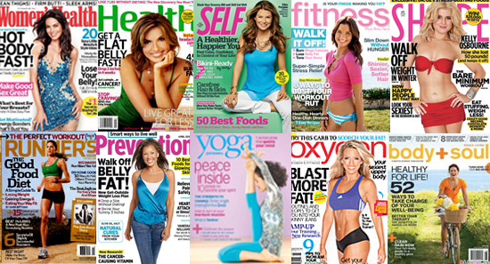 Best Fitness Magazine of 2010