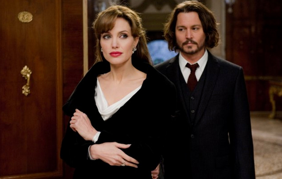 The Tourist Movie Review, Starring Angelina Jolie and Johnny Depp