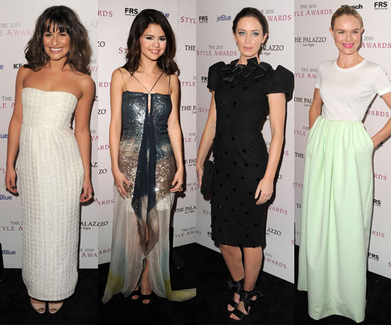 Pictures of Celebrities From the Hollywood Style Awards 2010-12-13 11:00:05