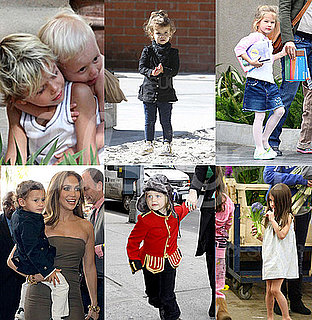 Pictures of Shiloh Jolie-Pitt, Violet Affleck, Suri Cruise, Kingston Rossdale, Zuma Rossdale, Honor Warren, Max and Emme Anthony