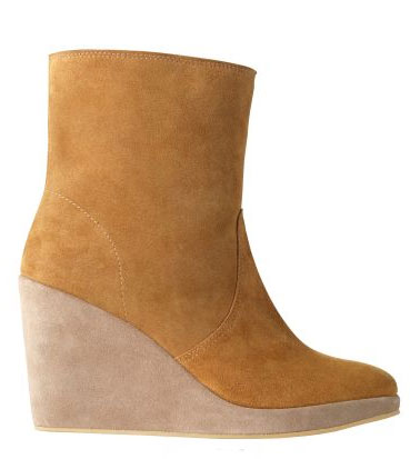 Wedge Boots ($235, originally $470)