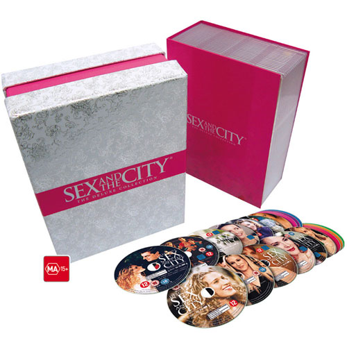 Sex and the City: Deluxe Complete Collection ($124.95)