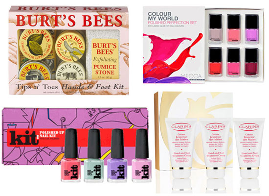 BellaSugar's Christmas Gift Guide: Cute Nail Sets for Every Age!