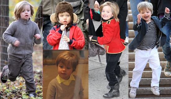 """Biggest Headline of 2010: Shiloh Jolie-Pitt's Boyish """"Montenegro"""" Style"""