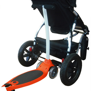 Pictures of Mountain Buggy Free Rider Stroller Scooter Attachment