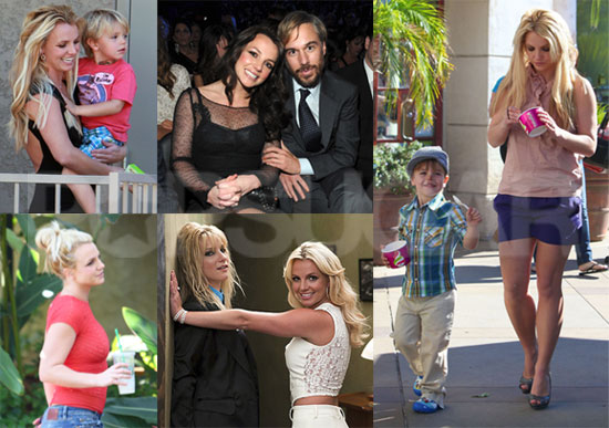 Biggest Headline of 2010: Britney Spears's Big Year With Sean, Jayden, and Jason