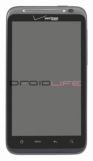 Verizon HTC Thunderbolt 4G