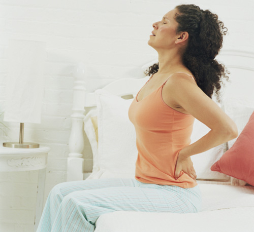How to Relieve Back Pain 2010-12-30 08:00:50