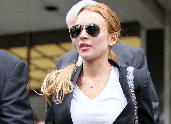Lindsay Lohan to Launch Shoe Collection