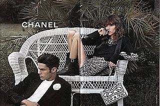 Freja Beha Erichsen Fronts Chanel Spring 2011 Ad Campaign 2011-01-04 09:30:05