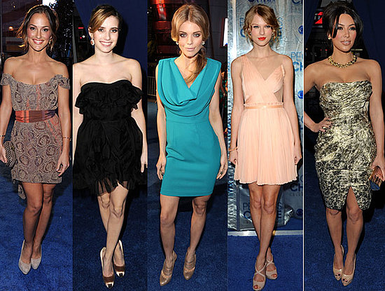 2011 People's Choice Awards Best Dressed
