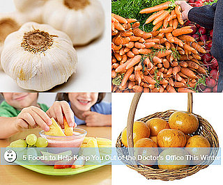 Healthy Winter Foods For Kids