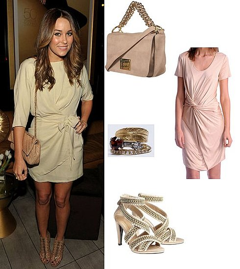 Get Lauren Conrad's Nude On Nude Party Look: Shop LC's Style Now