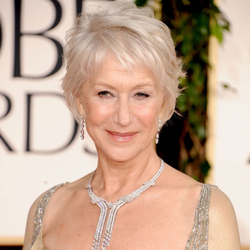 Helen Mirren at Golden Globes 2011 2011-01-16 18:18:17