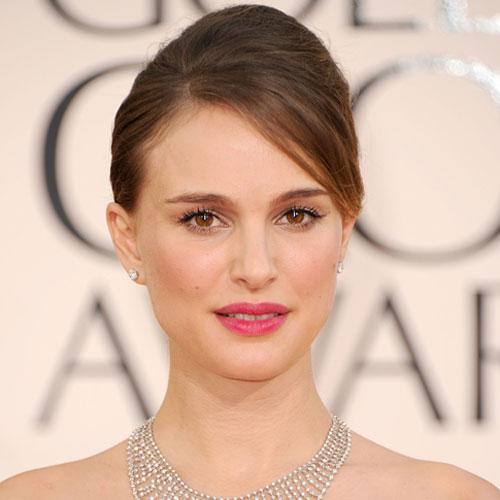 Natalie Portman Golden Globes 2011 Picture