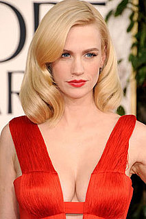 2011 Golden Globe Awards Red Carpet Red Gowns