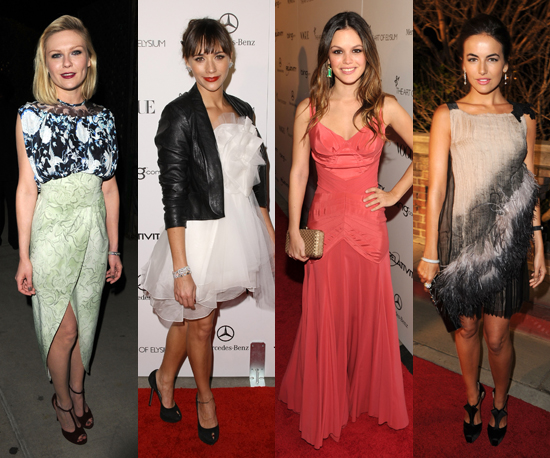 The 20 Most Beautiful Looks From the Art of Elysium Heaven Gala of 2011 2011-01-16 07:25:46