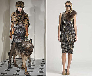 Animal Prints and Fur on Display in Pre-Fall 2011 Collections