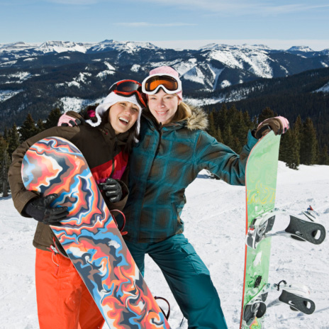 Tips For First-Time Skiers or Snowboarders