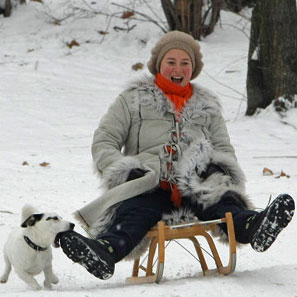 Dangerous Winter Activities For Dogs