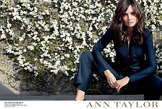 Katie Holmes Is the New Face of Ann Taylor For Spring 2011 Ad Campaign