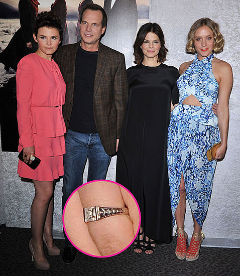 Pictures of Bill Paxton, Engaged Ginnifer Goodwin, Chloe Sevigny and Jeanne Tripplehorn at the Big Love Season 5 Premiere
