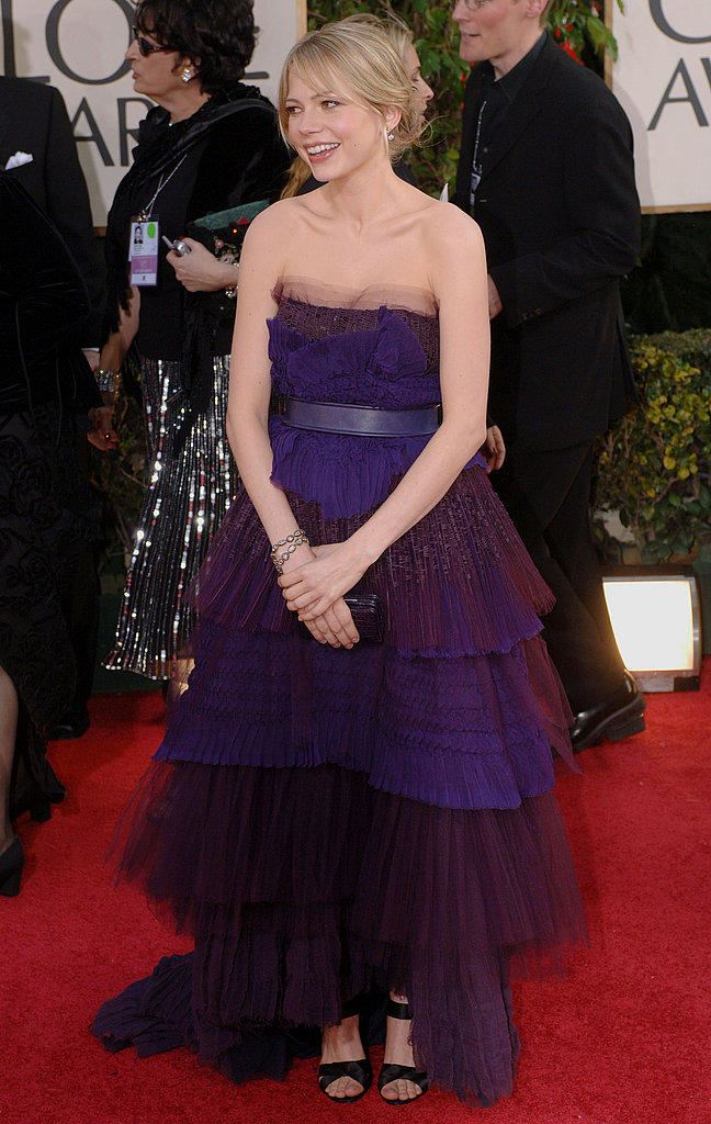 Michelle Williams in 2006.