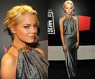 Emma Stone at 2011 Critics' Choice Awards 2011-01-14 18:43:36