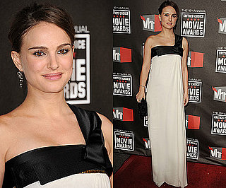 Natalie Portman at 2011 Critics' Choice Awards 2011-01-14 18:28:00