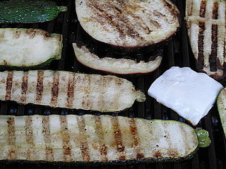 Fast and Easy Recipe For Grilled Vegetables With Halloumi