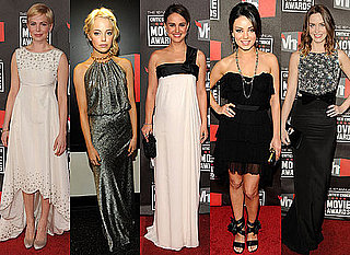 2011 Critics' Choice Awards Best Dressed