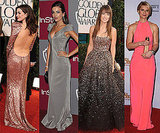 Top Ten Best Dressed Celebrities From the 2011 Golden Globe Awards Red Carpet: Get Ready for 2012's Fashion Fest!