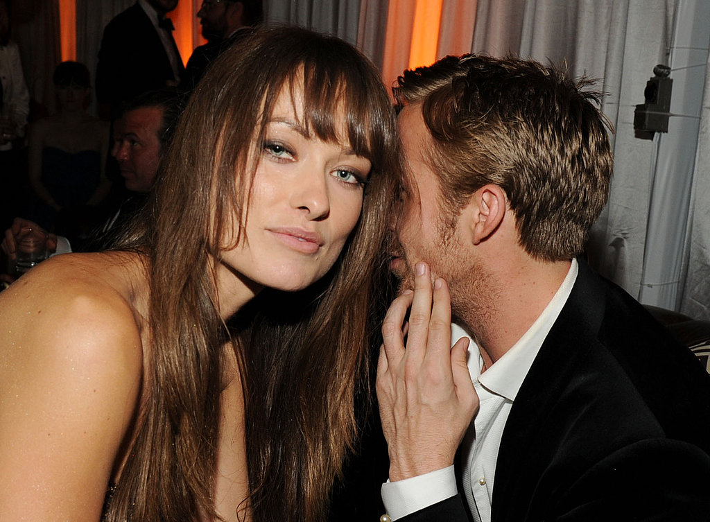 Olivia Wilde and Ryan Gosling