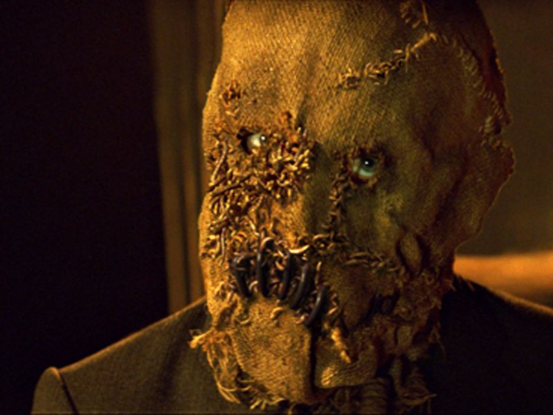 Cillian Murphy as The Scarecrow