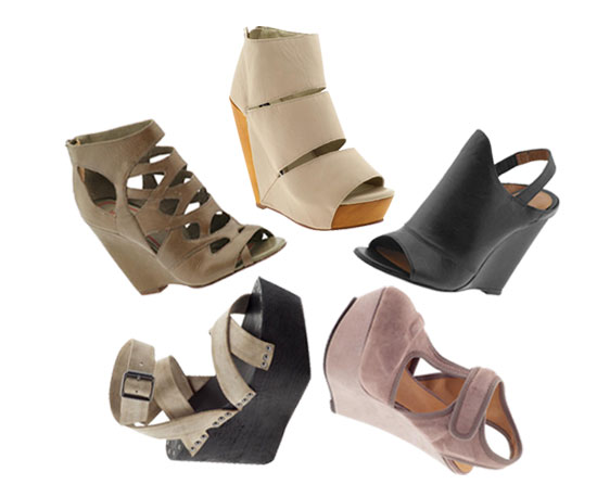 Stylish Spring Wedges From Piperlime