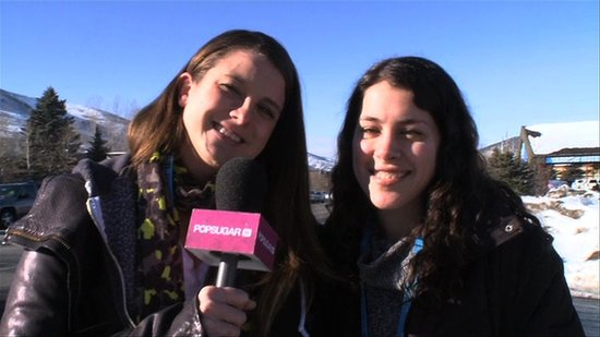 Catch Up With Pop and Buzz at the Sundance Film Festival!