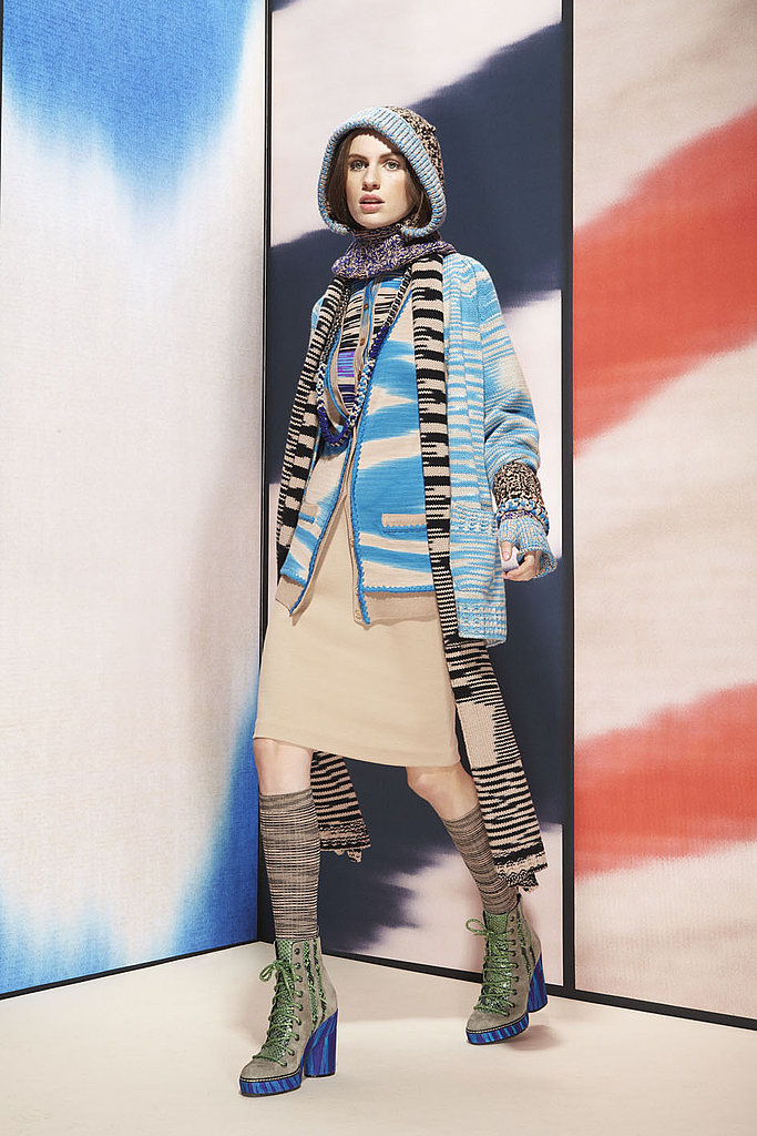 Missoni Shows a Cozy '60s Ski-Inspired Pre-Fall 2011 Collection