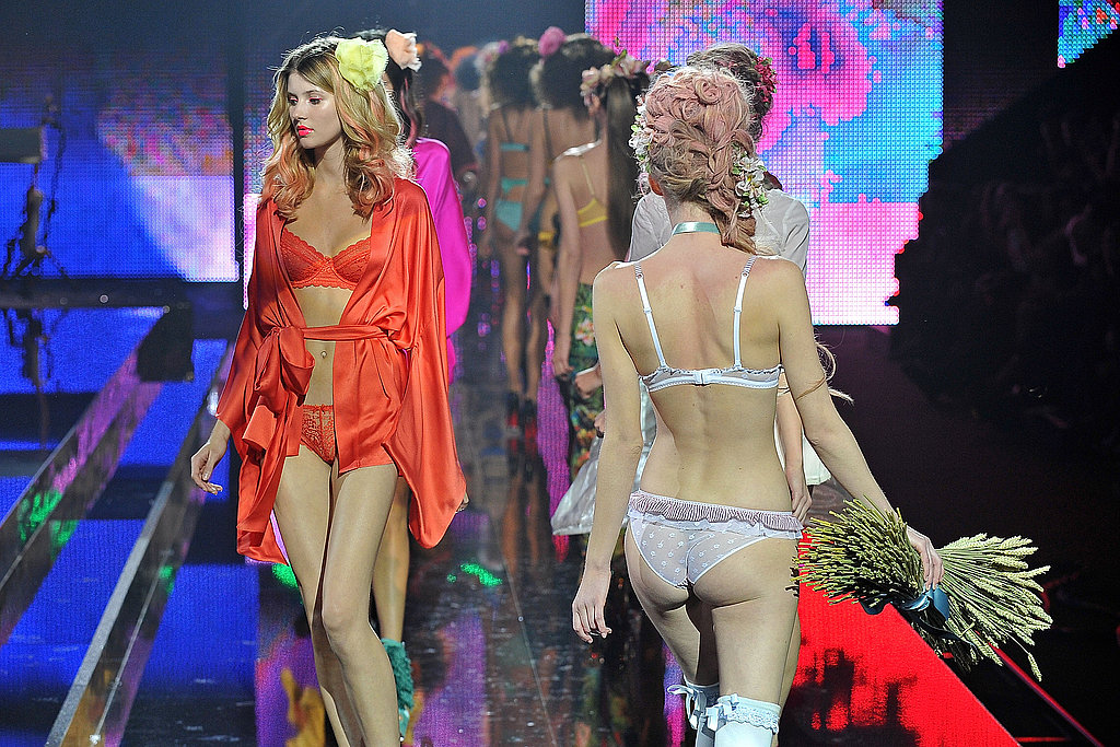See the Full Etam S/S Underwear Show Here: All The Pictures Of The Lingerie Extravangza